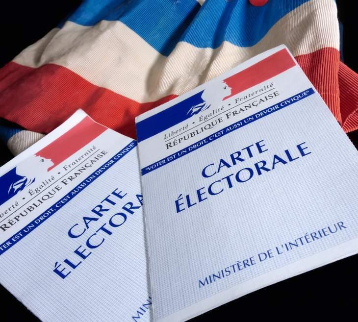 540.000 électeurs supplémentaires en France en un an