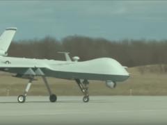 Drone de combat