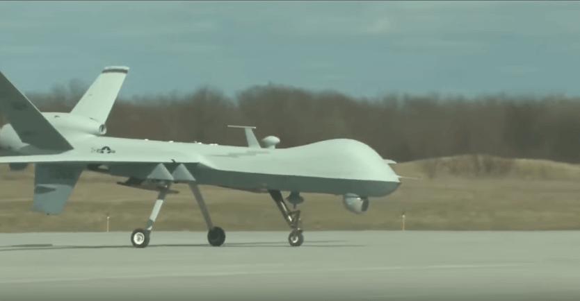drone radiocommande