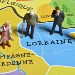 Grand Est : les élus valident le nom de la région