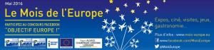 le mois de l'europe