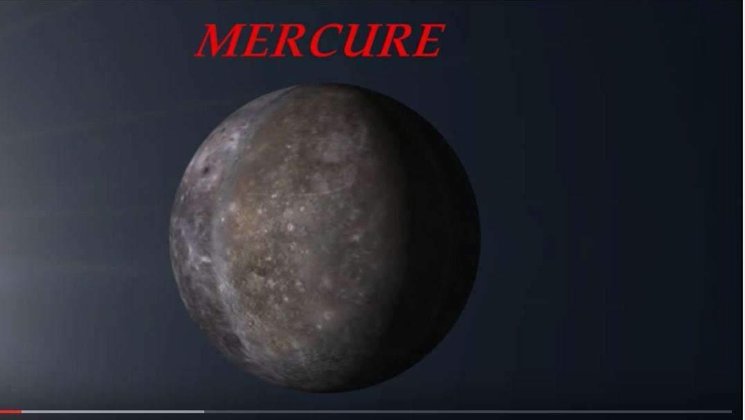 Rendez-vous céleste avec Mercure (1)