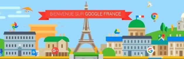Google : les locaux parisiens perquisitionnés