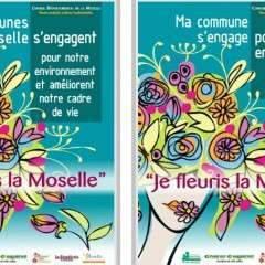 « Je fleuris la Moselle à l'école » : tournée du 17 au 23 mai 2016.