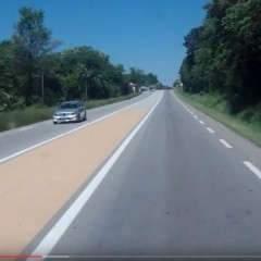 État des routes en France : du bon et du moins bon