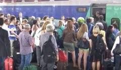 Grève : le trafic ferroviaire perturbé (SNCF)