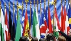 Drapeau des différents pays de l'Union européenne (DR)