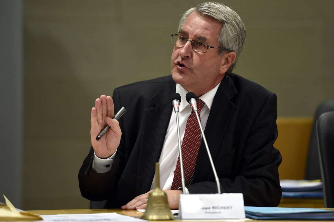 Philippe Richert démissionne de tous ses mandats