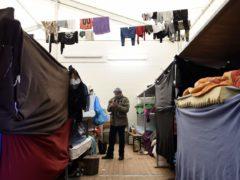 L'accueil des migrants jugé indigne par de nombreuses associations (DR)