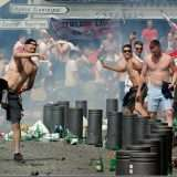 Marseille. Baston entre supporters russes et anglais