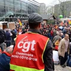 Les syndicats au révélateur de la loi travail