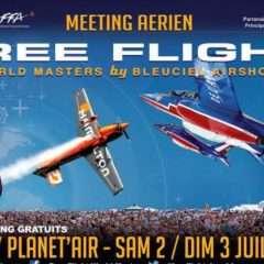 Grand meeting aérien à Chambley (54)