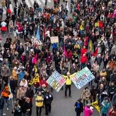Compter les manifestants : il faut associer policiers, syndicalistes et journalistes