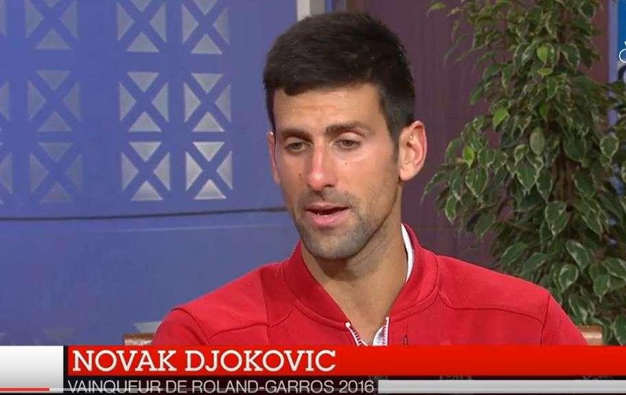 Roland-Garros. Djokovic gagne la Coupe des Mousquetaires
