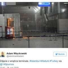 Attentat à l'aéroport d'Istanbul : au moins 10 morts