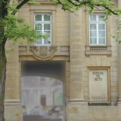 Evêché de Metz :  Le comptable excommunié
