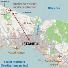 Triple attentat d'Istanbul : au moins 36 morts et 150 blessés