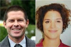 Photo des deux victimes de Larossi Abballa, à Magnanville