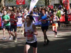 Marathon de Londres le 13 avril 2014