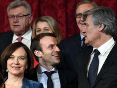 Macron, socialiste