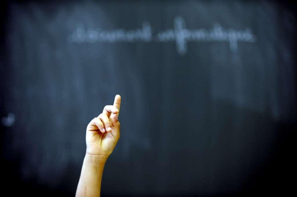 20.000 profs supplémentaires en 2018 (DR)