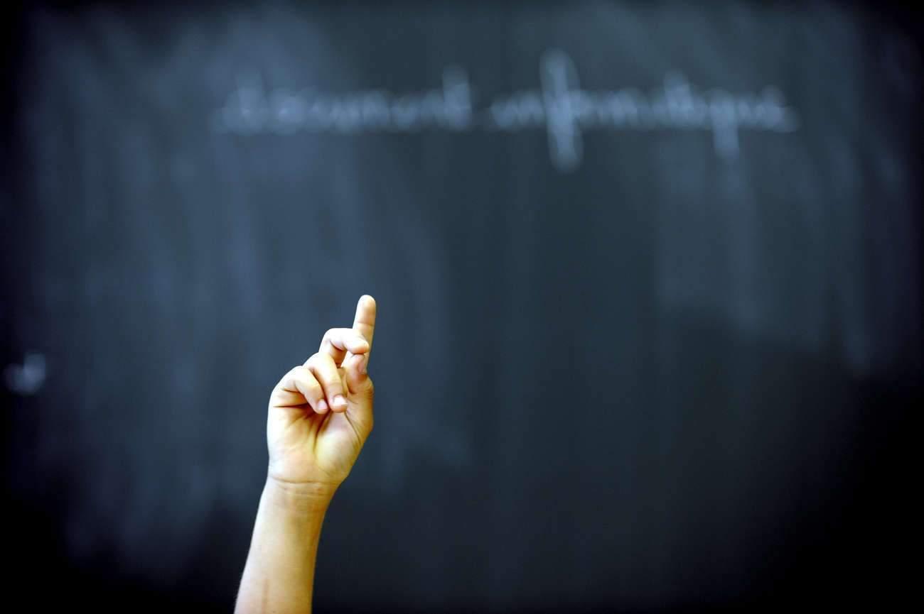 20 000 nouveaux professeurs