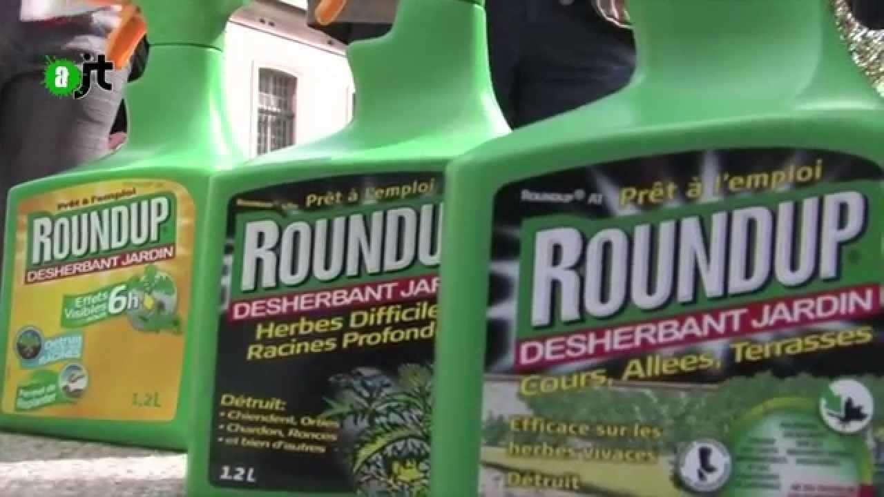 Les e-citoyens auront-ils la peau du Roundup ?