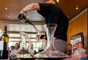 La production de vin chute en Europe en raison des aléas climatiques (DR)