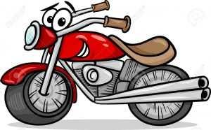 25894069-Bande-dessin-e-dr-le-de-v-lo-de-moteur-de-v-hicule-Banque-d'images