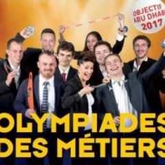 Olympiades des Métiers : 170 jeunes du Grand Est distingués