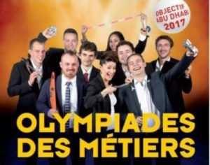 Les lauréats 2017 ont remporté 12 médailles d'or
