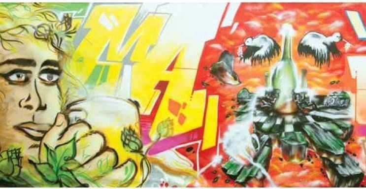 Exposition : Street Art – AU GRÉ DES BIÈRES