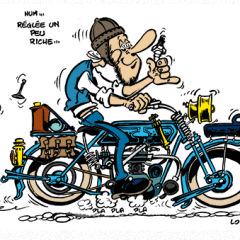 Un tour du monde des motos