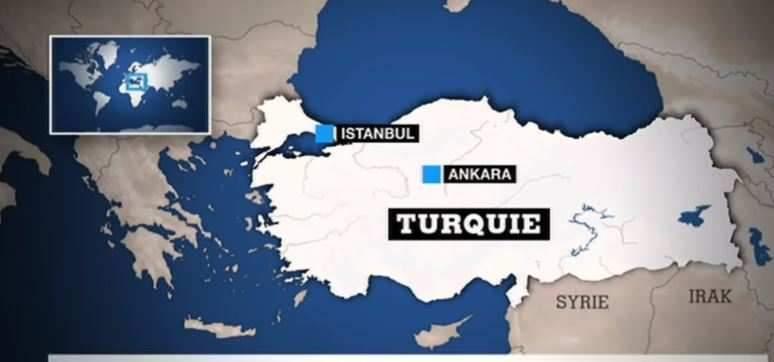 Putsch avorté en Turquie