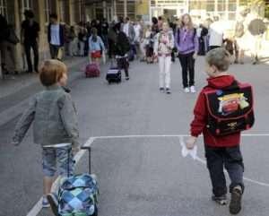12,4 millions d'élèves reprennent le chemin de l'école