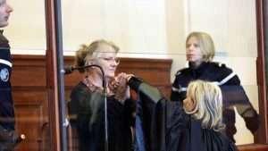 Jacqueline Sauvage lors de son procès aux assises de Blois