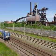 Le patrimoine industriel de l'U4 au service de la Fensch vallée