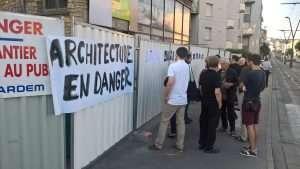 Défense du patrimoine architectural de Nancy