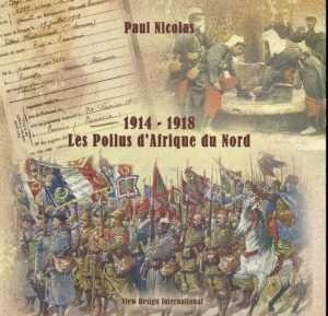 Les Poilus d'Afrique du Nord (de Paul Nicolas)