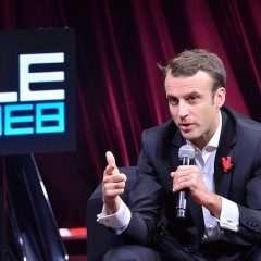 Emmanuel Macron, héraut de la mondialisation heureuse