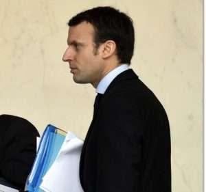 Emmanuel Macron, ministre de l'Economie entre 2014 et 2016