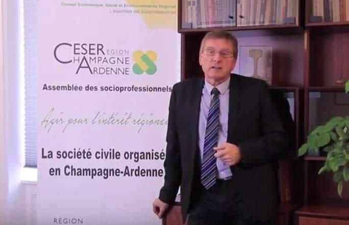 Le CESER se prononce en faveur de Vandières
