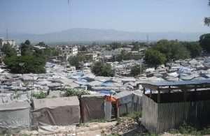 séisme-Haiti, 2012.