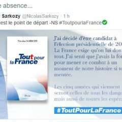 Sarkozy candidat