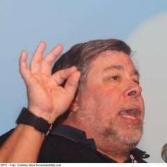 Rencontre : Steve Wozniak, co-fondateur d'Apple et inventeur de l'ordinateur personnel