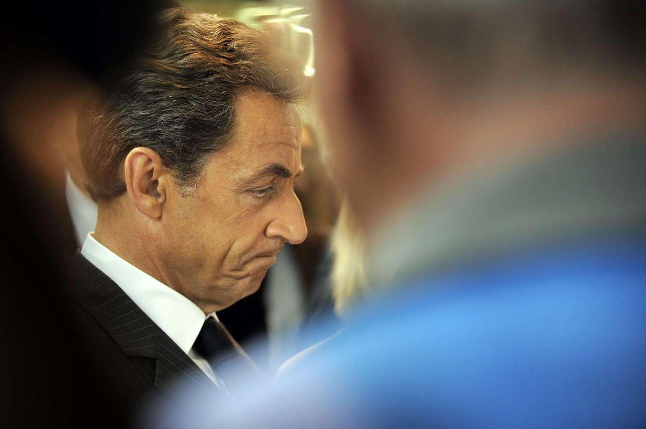 Sarkozy mis en examen