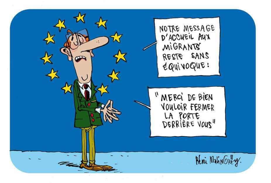 Un an après : L'Europe en mal d'hospitalité