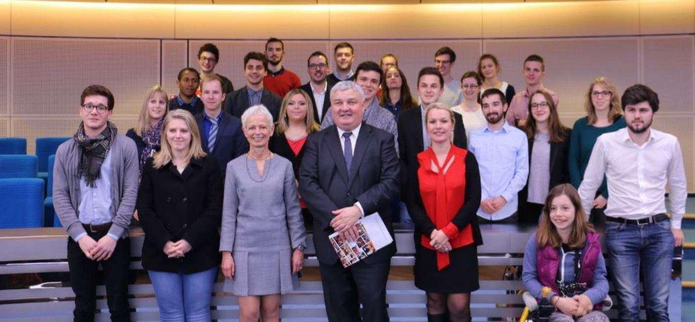 Le Parlement Alsacien des Jeunes fait sa rentrée