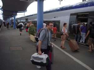 De nombreux retards dans les trains