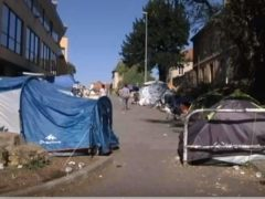 Dénoncer les conditions inacceptables de vie du camp de Blida à Metz